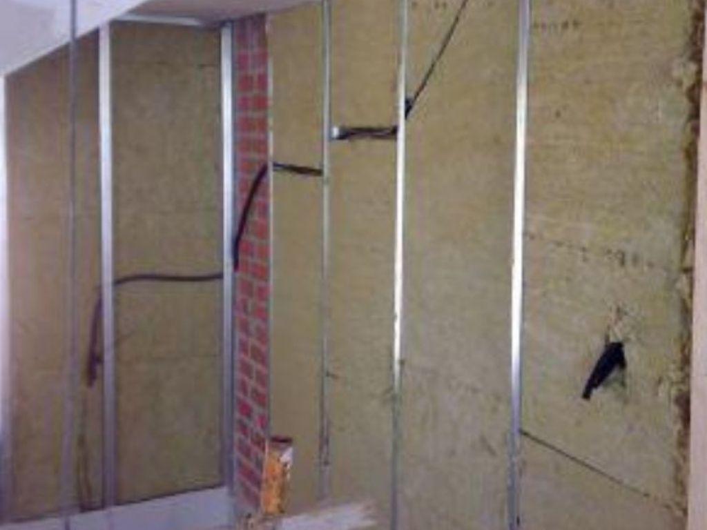 Como aislar una pared top decorado con paredes aislar el - Aislante humedad paredes ...