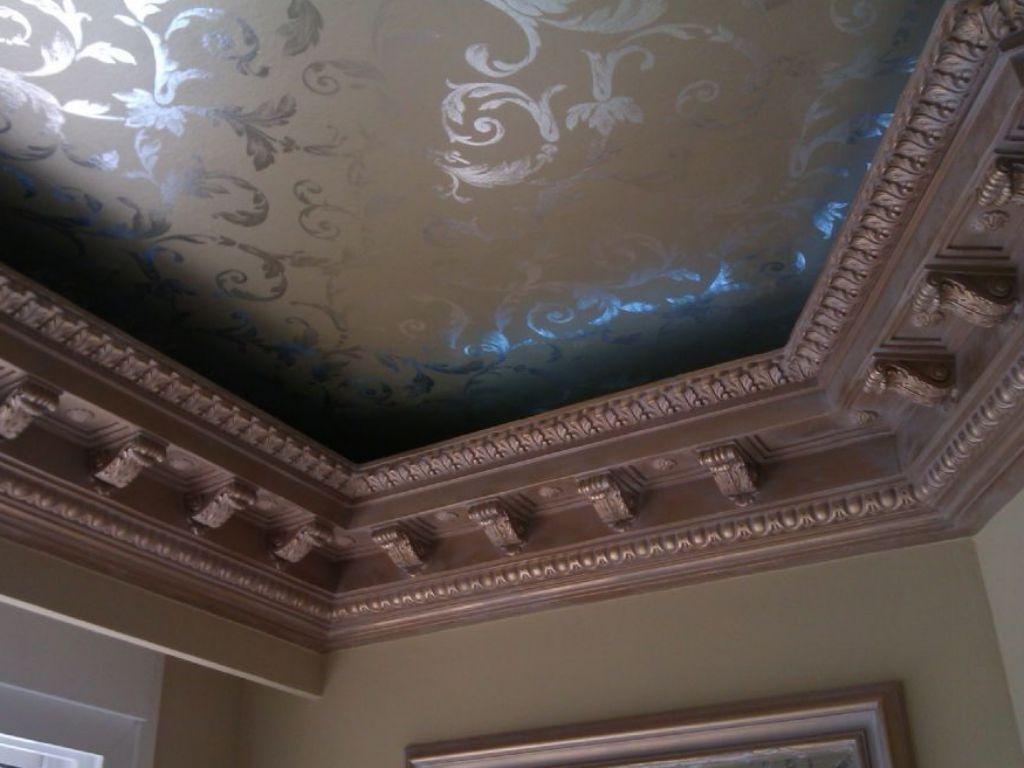 Decoracion de escayola en techos prevnext vivo en las - Techos de escayola ...
