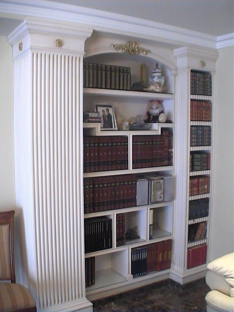 decoraci n y escayola jmdecoraci joaquin montaner muebles de escayola - Muebles De Escayola