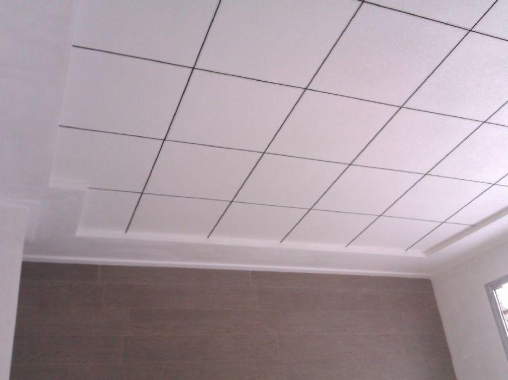 Ba os falsos techos desmontables para ba os la mejor - Techos para bano ...